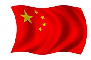 Chinesische Fahne